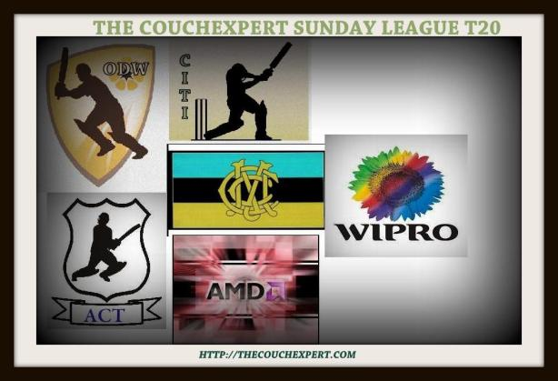 TCE Sunday League T20