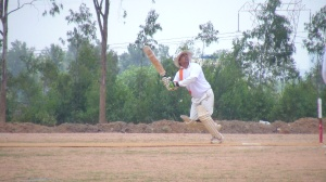 Vivek played well for his 26 for MCC