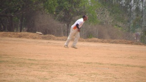 Venu's spell of 4-0-8-3 was crucial in setting up a 10-run victory for MCC