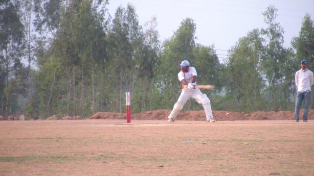 Prasad's unbeaten 44 set up an easy 7 wicket win for MCC