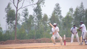 Shankar's 51 was the innings of the match