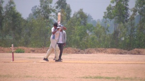 Srikanth had a brilliant game with both bat and ball for CITI