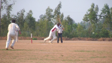 Mohit's unbeaten 68 (32 balls) ensured Wipro won in a canter