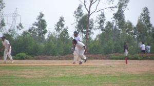 Mallikarjun's 1 for 21 brought GE back into the game after a poor start