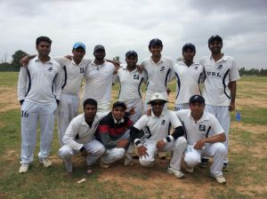 Victorious CECC team at the end of the game. © The CouchExpert