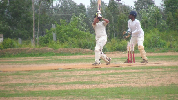 Swayam's unbeaten 63 set up second straight win for IDM Cricketers.  © The CouchExpert
