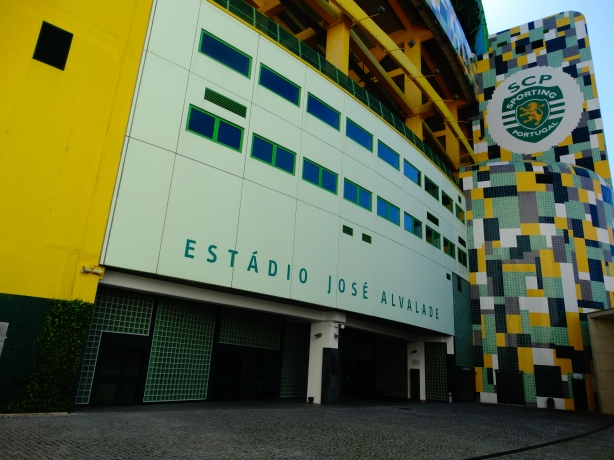 Estadio Jose Alvalade - Sporting CP, Lisbon