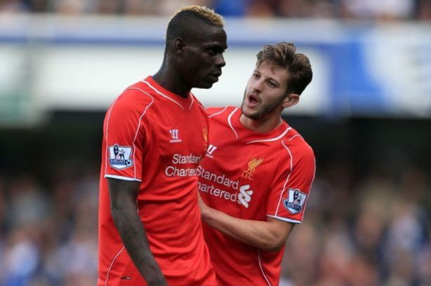 Balotelli and Lallana came in with proven Premier League Experience. Their starts couldn't have been more contrasting. ©  LiverpoolEcho